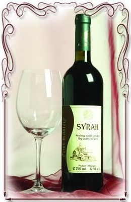 Fried Tolnai Syrah